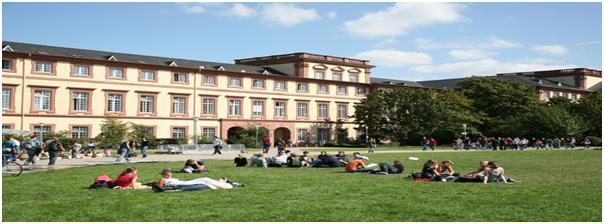 Du học Đức - Đại học Mannheim