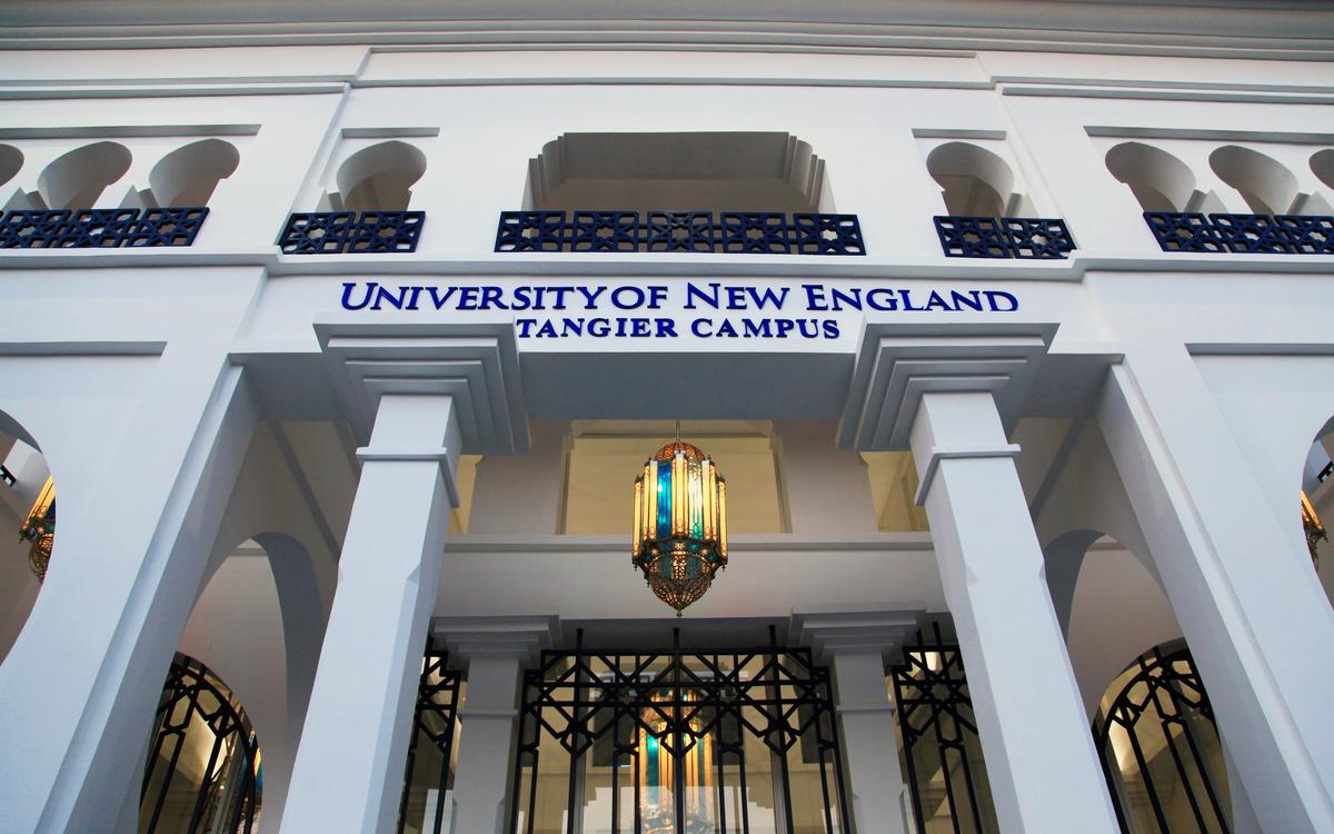 Du học Úc - Trường Đại học New England (University New England - UNE)