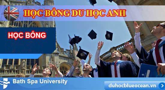 Học bổng du học Anh bậc thạc sỹ tại đại học Bath Spa