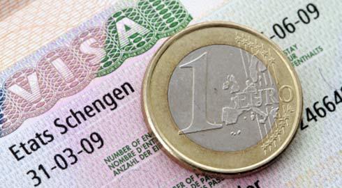 Thông báo điều chỉnh lệ phí thị thực thụy điển