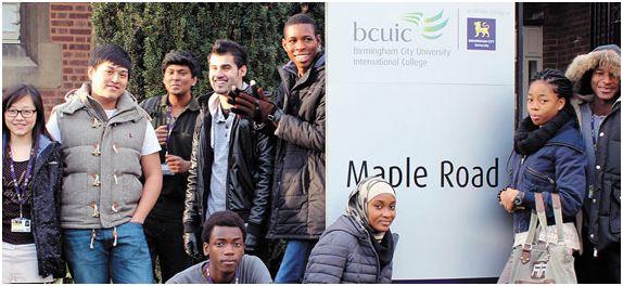 Tọa đàm du học Anh Quốc - Đại học Birmingham City