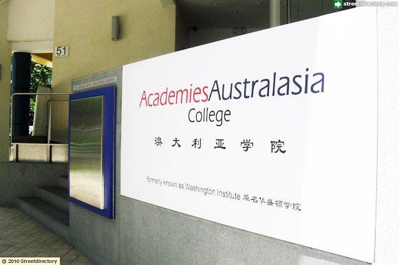 Du học Singapore - Trường Academies Australasia College Singapore
