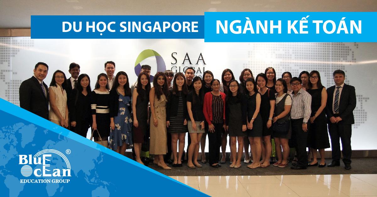 DU HOC SINGAPORE NGÀNH KẾ TOÁN TẠI SAA GLOBAL EDUCATION