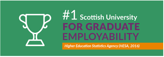 Đại học Stirling ở Scotland Anh Quốc – Đứng đầu tỷ lệ việc làm của các sinh viên sau khi tốt nghiệp