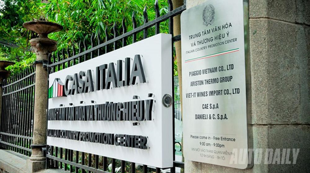 CASA ITALIA – VĂN HÓA, CON NGƯỜI Ý GIỮA LÒNG THỦ ĐÔ