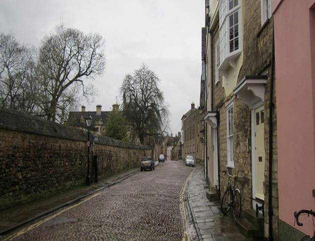 Oxford và những ngọn tháp trong mơ