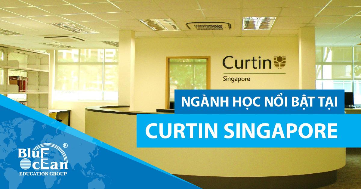 NGÀNH HỌC NỔI BẬT TẠI CURTIN SINGAPORE