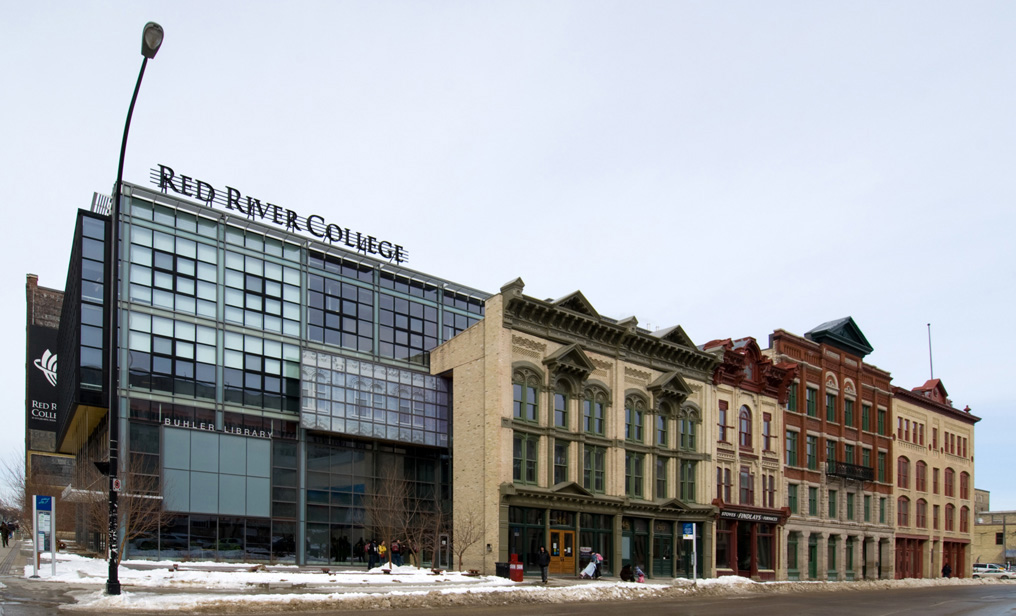 Du học Canada cùng trường Cao đẳng Red River