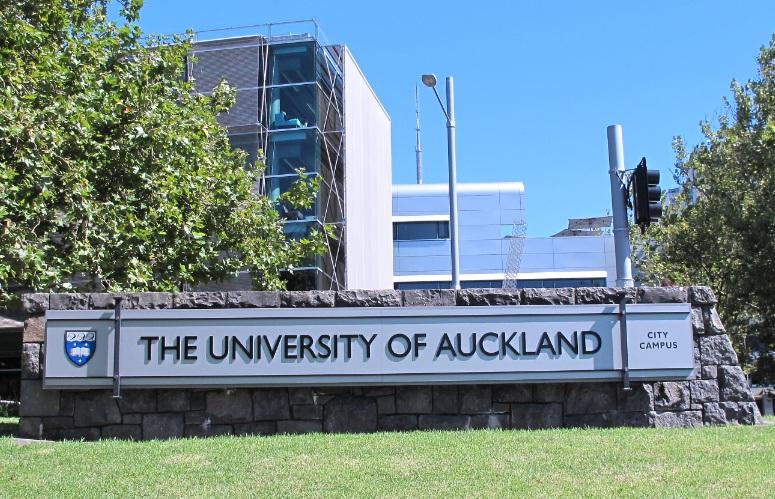 Trường đại học AUCKLAND tại New Zealand