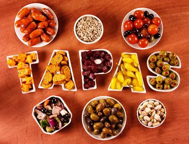Điểm danh những món ăn quyến rũ nhất ở Tây Ban Nha