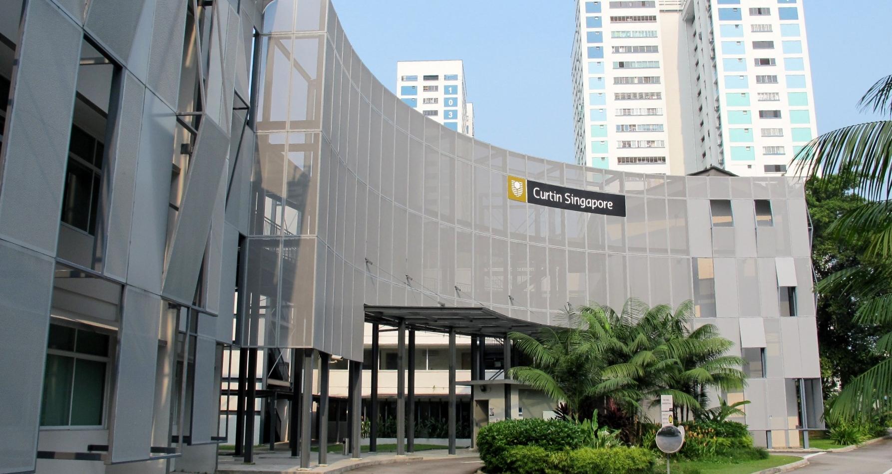 Du học cùng trường Đại học Curtin Singapore
