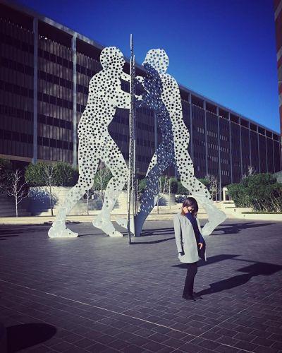 Hoàng Nguyễn Việt Hà - Học sinh của hệ thống Trường phổ thông công lập Los Angeles, Mỹ