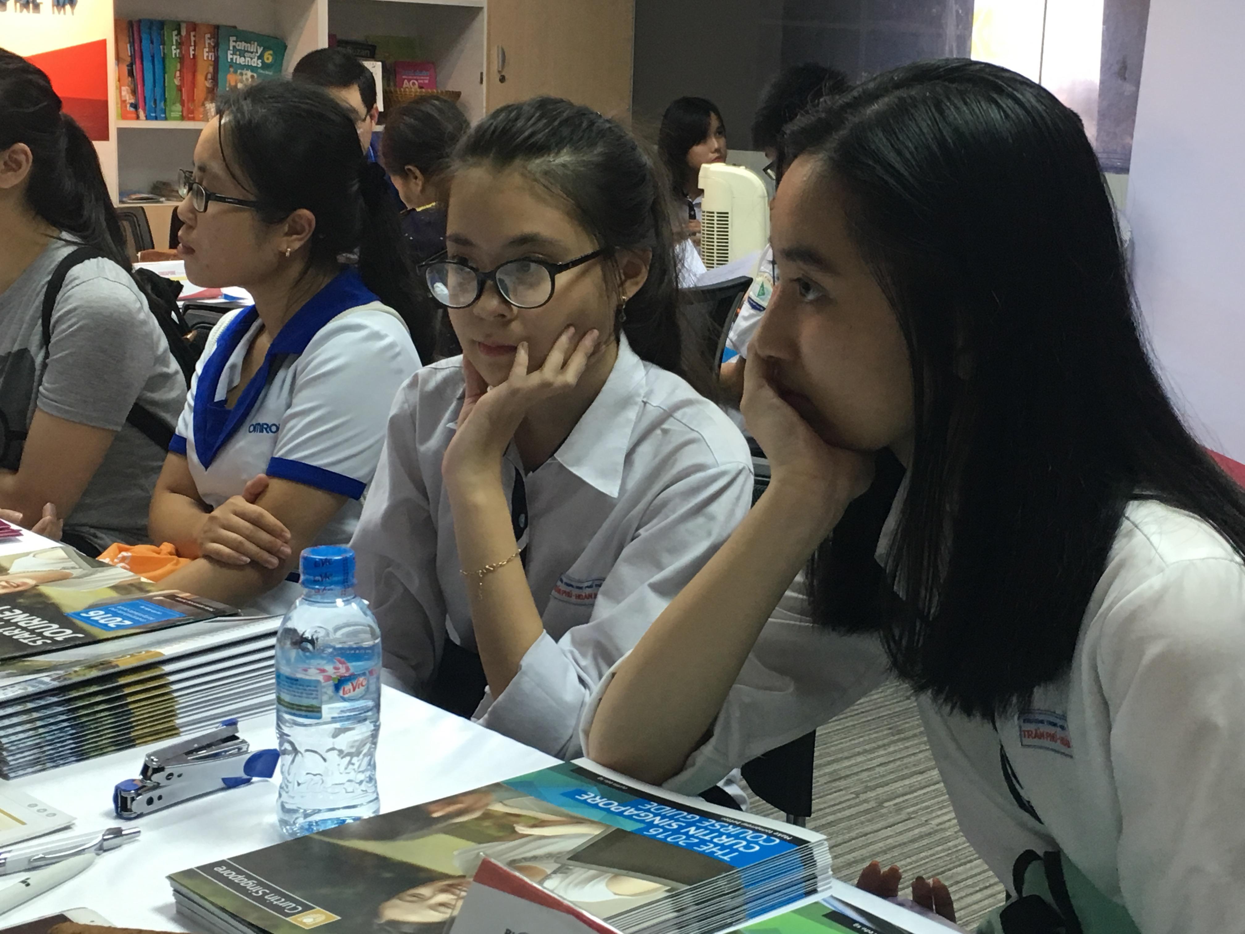 Tổng kết chương trình Singapore Open Day 2017