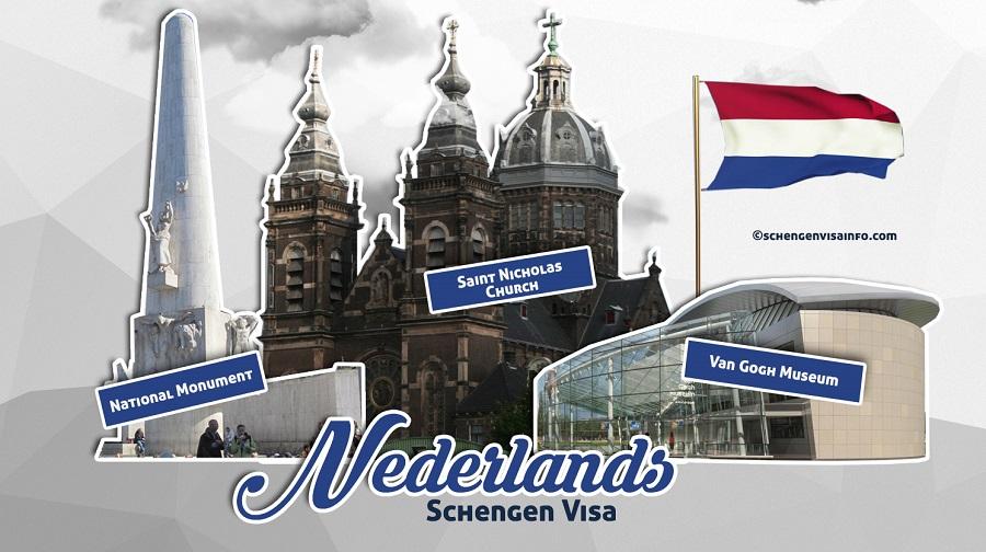 Thị thực visa tại Hà Lan – Những cập nhật mới nhất