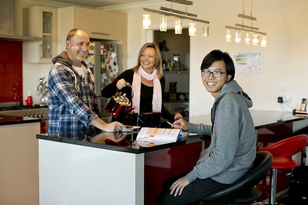 7 lợi ích lý thú mà bạn có được khi đăng ký lưu trú homestay khi đi du học