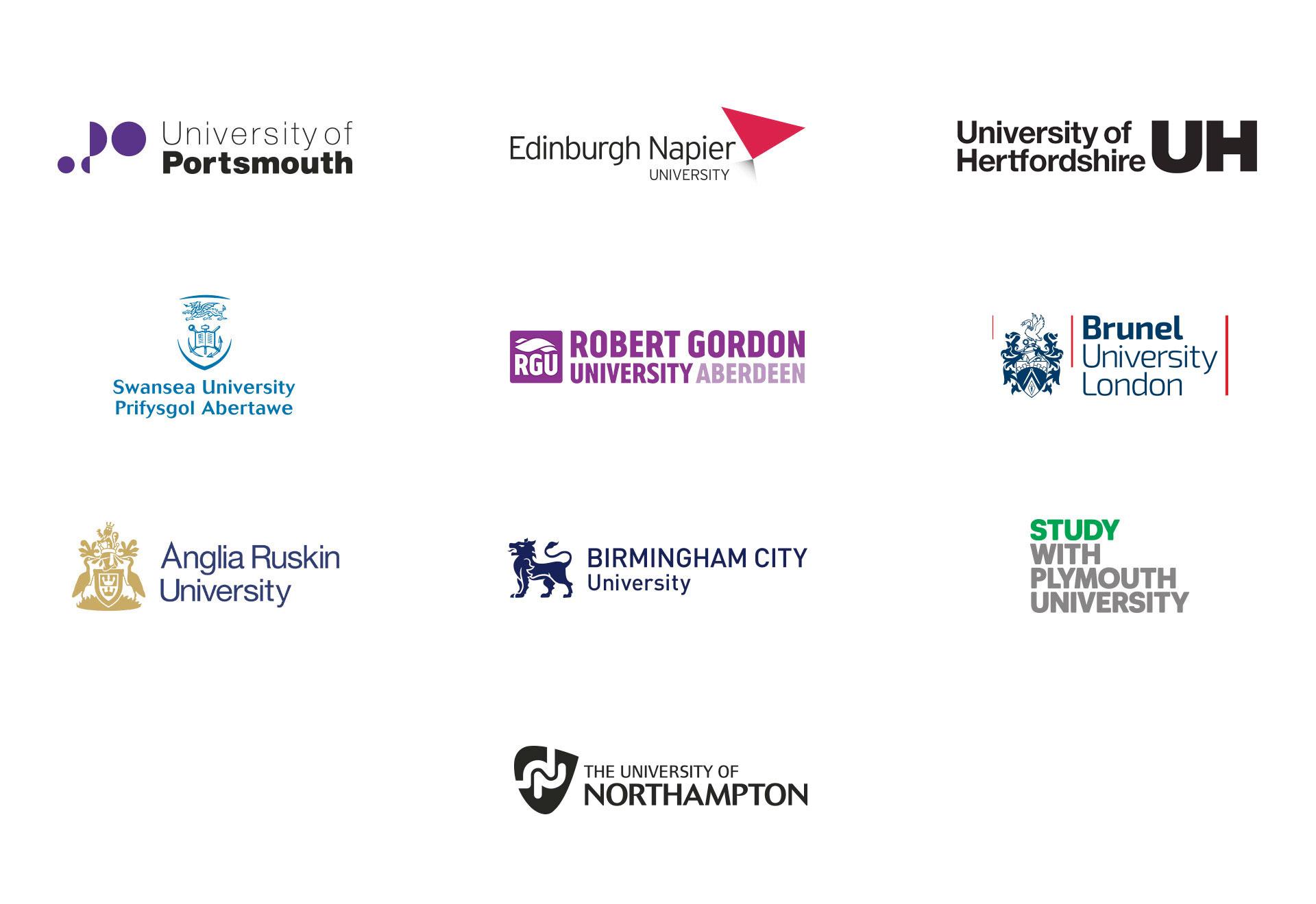 Danh sách các trường Đại học đối tác của Navitas tại Anh