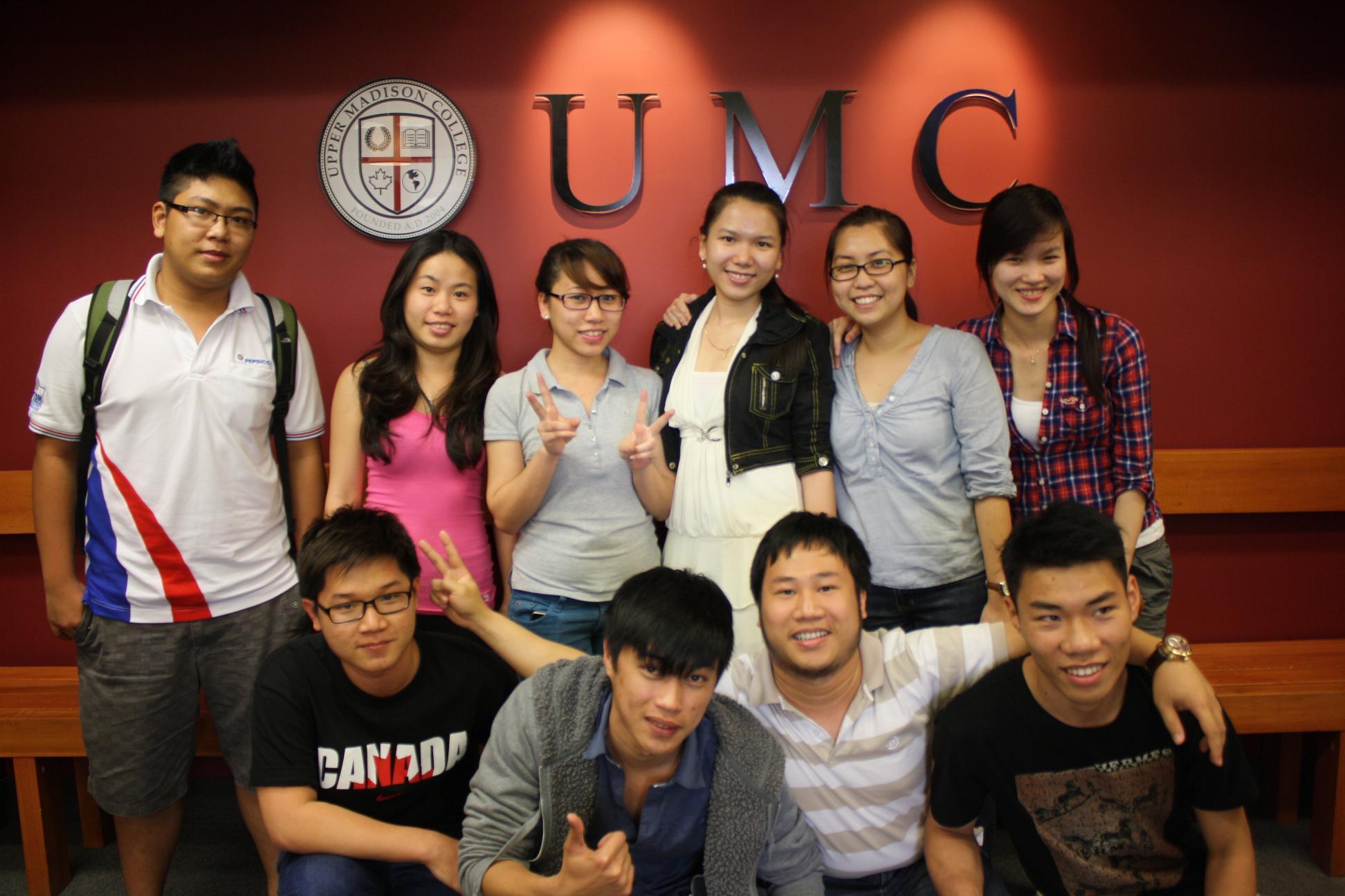 Du học Canada bậc THPT cùng trường Upper Madison College
