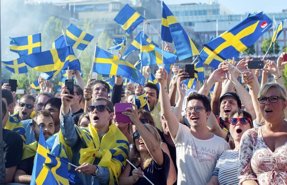 Các ngày nghỉ lễ tại Thụy Điển