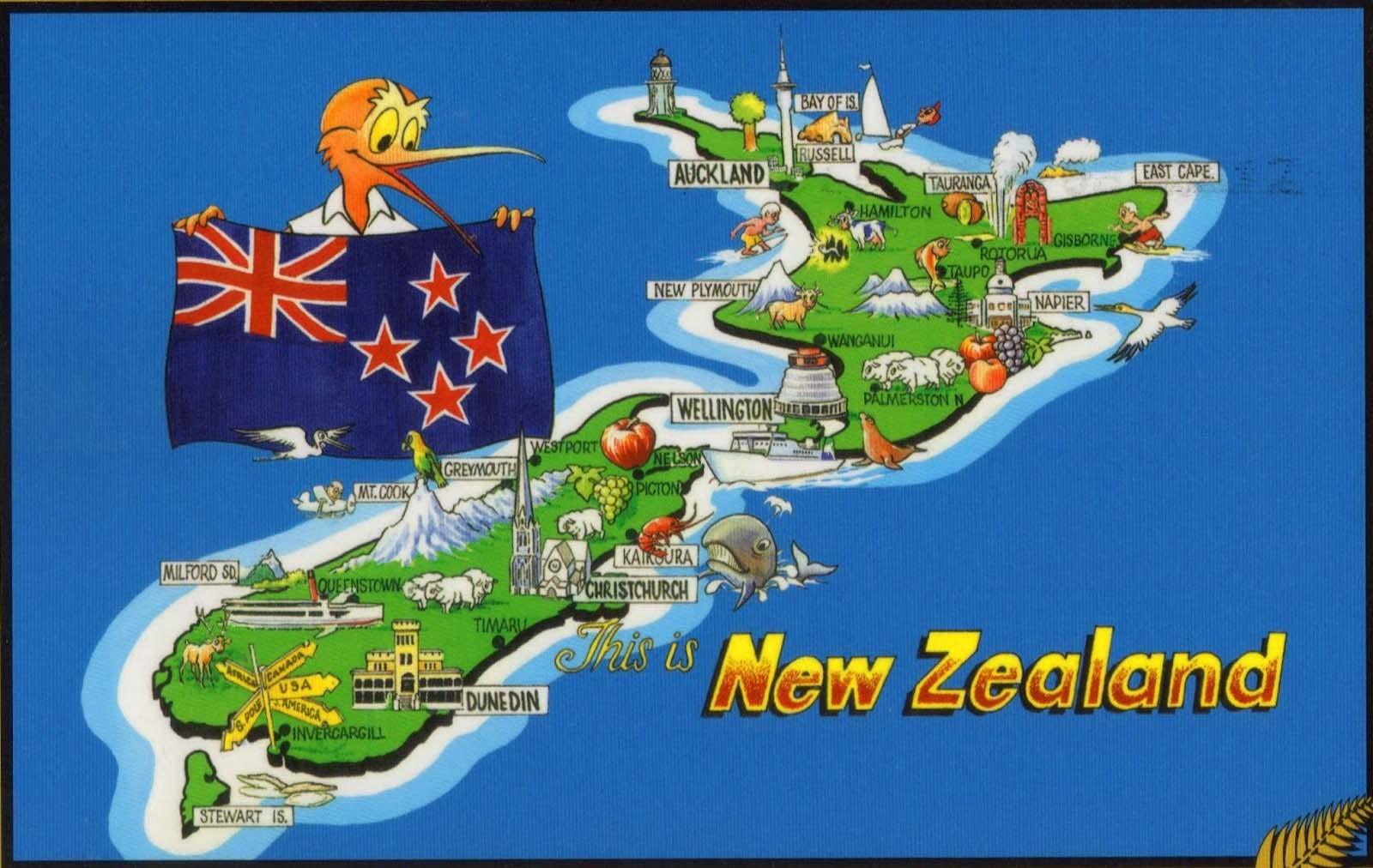 Lựa chọn các trường đại học hàng đầu để du học New Zealand