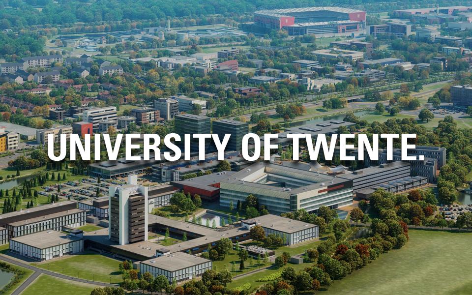 [Các trường đại học tại Hà Lan] - Giới thiệu trường Đại học Twente (The University of Twente)