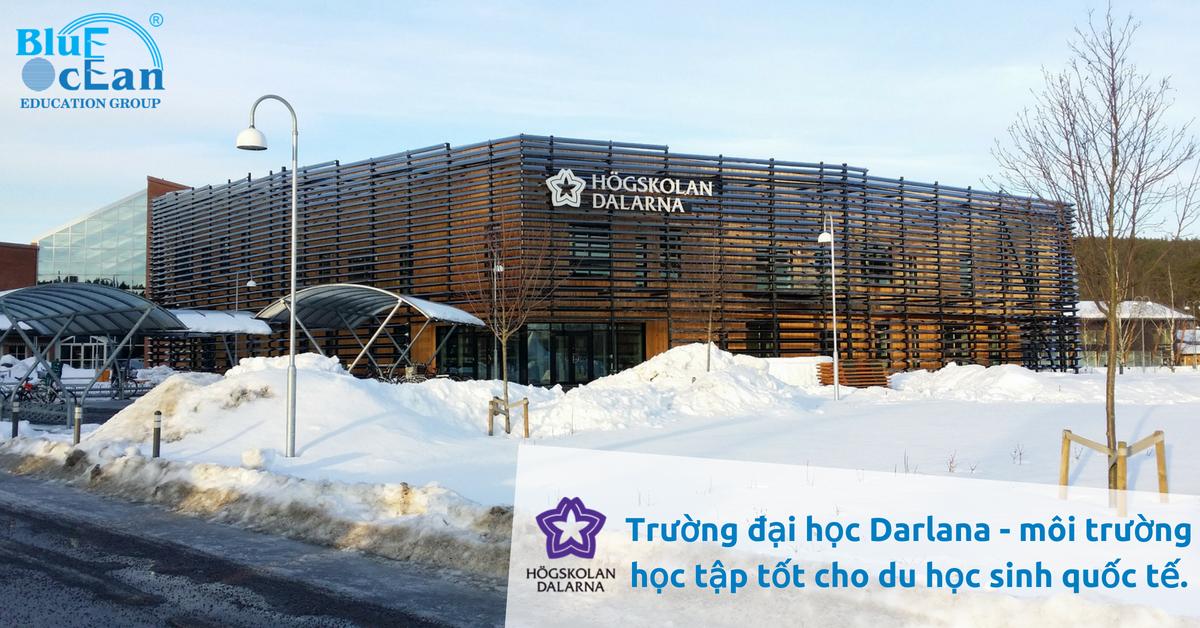 [Các trường đại học tại Thụy Điển] - Trường đại học Darlana (Darlana University)