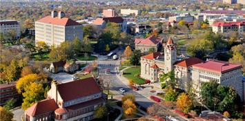 Học bổng du học cùng đại học Kansas - Mỹ