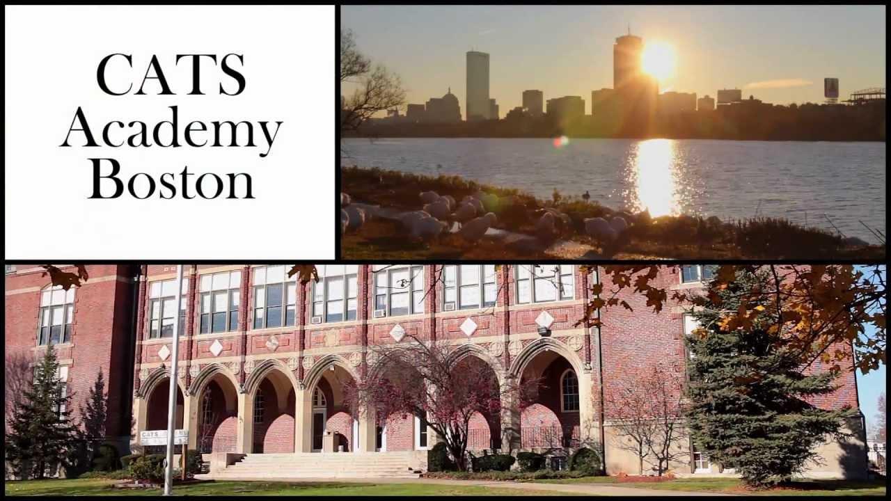 Học bổng Trung học 20% & 40% tại trường Cats Academy Boston
