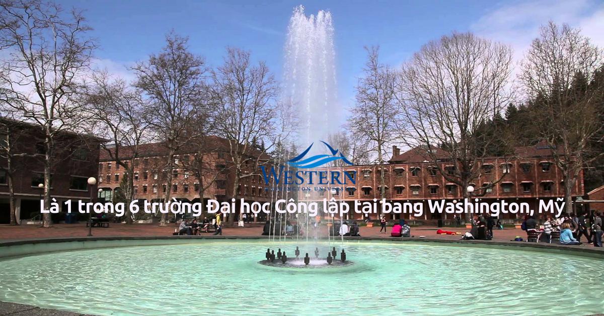 Cơ hội học bổng lên đến $3,500 từ trường Western Washington University, Mỹ