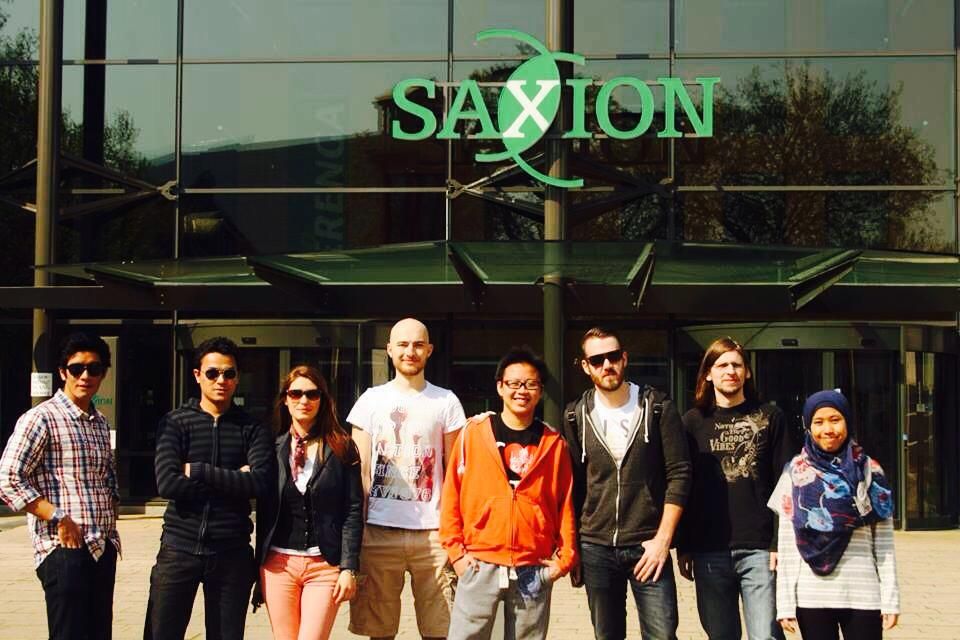 Du học Hà Lan - Trường đại học khoa học ứng dụng Saxion