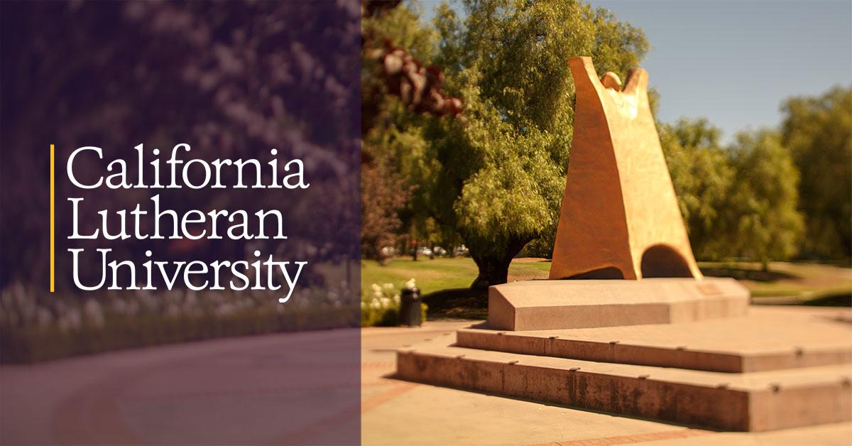 Du học Mỹ với trường Đại học California Lutheran