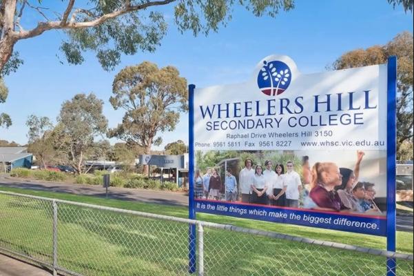 THPT công lập Úc – Wheelers Hill Secondary College  – Môi trường quốc tế đáng trải nghiệm