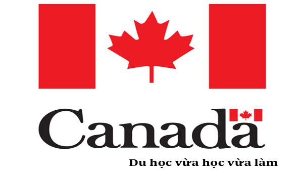 Du học Canada vừa học vừa làm với thu nhập cao