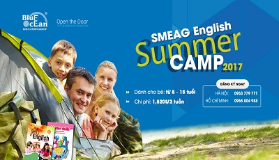[Du học hè Philippines] SMEAG English Summer Camp 2017