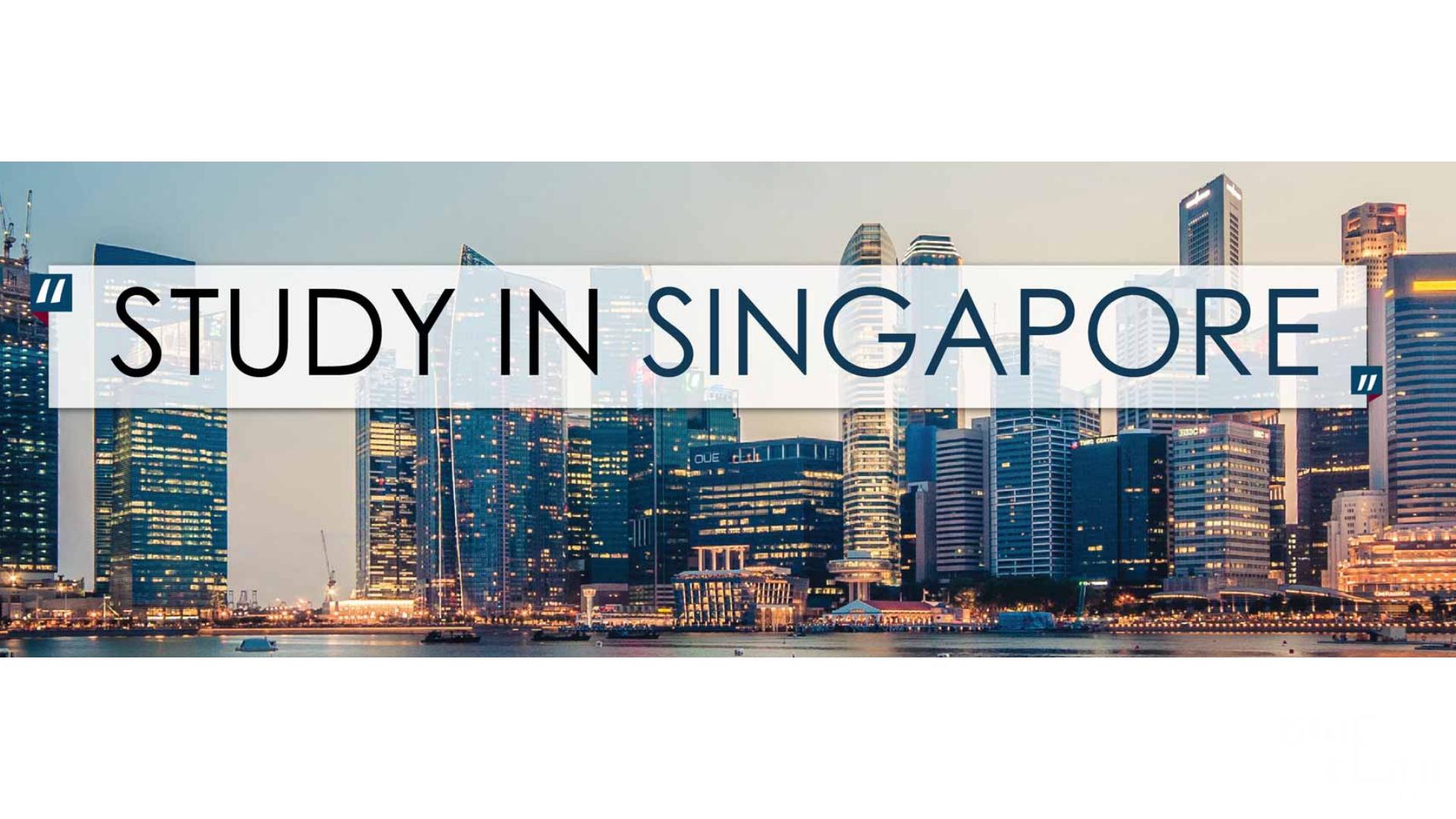 RÚT NGẮN THỜI GIAN LẤY BẰNG ĐẠI HỌC TẠI SINGAPORE