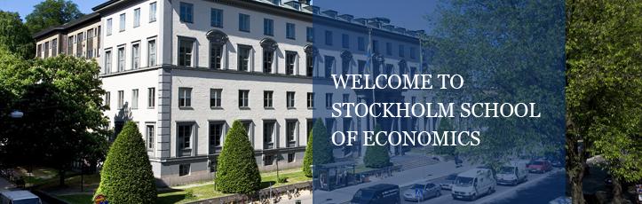 Du học Thụy Điển - Stockholm School of Economics SSE