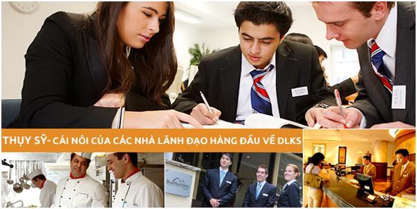 Cơ hội việc làm trong lĩnh vực quản trị du lịch khách sạn