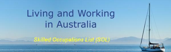 Danh sách ngành nghề được định cư tại Úc