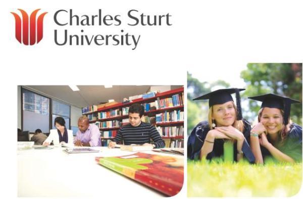 Du học Úc - Đại Học Charles Sturt