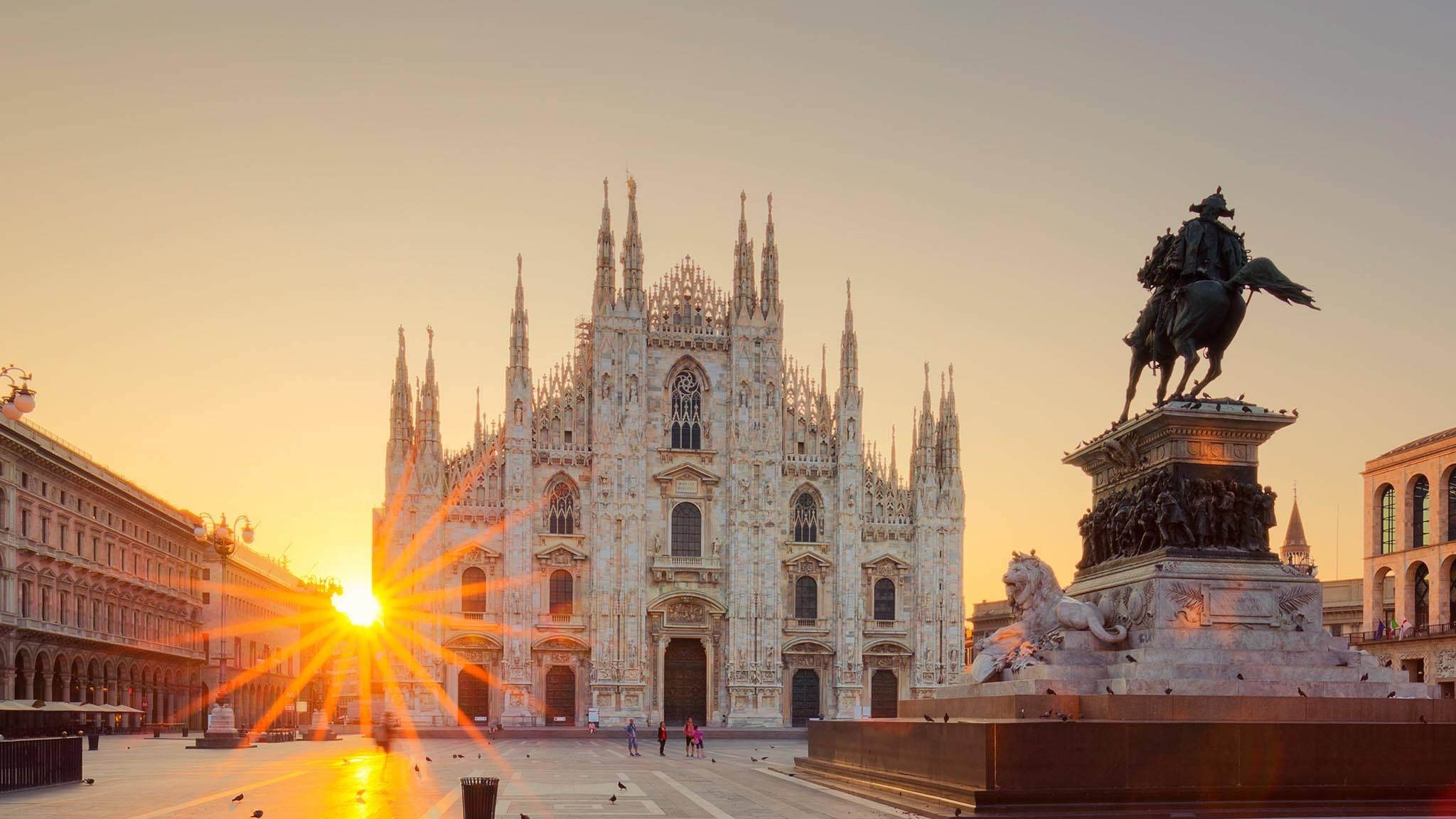 Du học Ý tại thành phố Milan - Kinh đô thời trang của thế giới