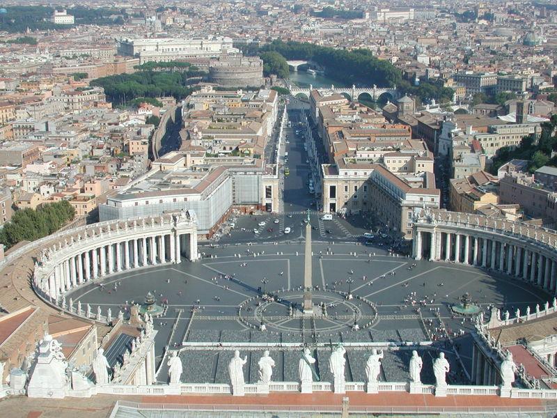 Du học Ý - Khám phá thủ đô Roma cổ kính
