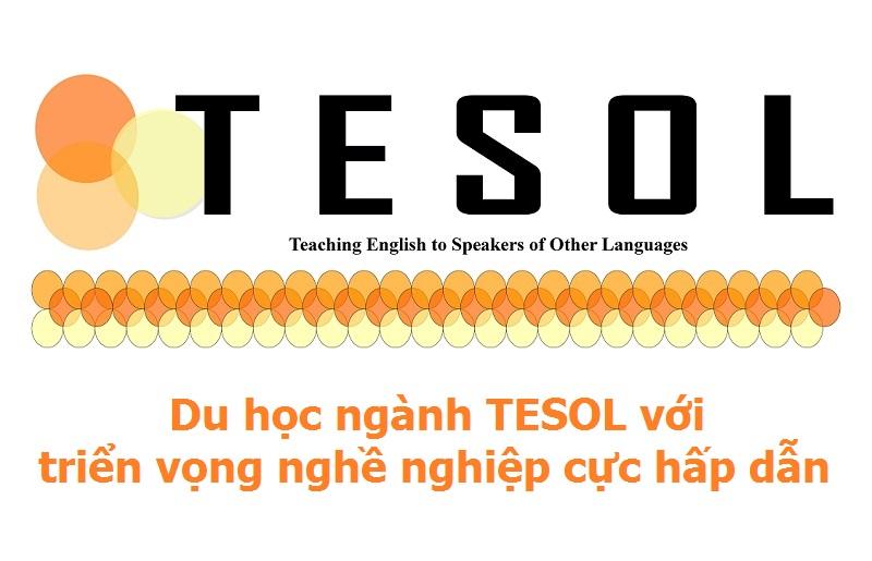 Đừng do dự mà hãy chọn học ngành TESOL tại Anh Quốc