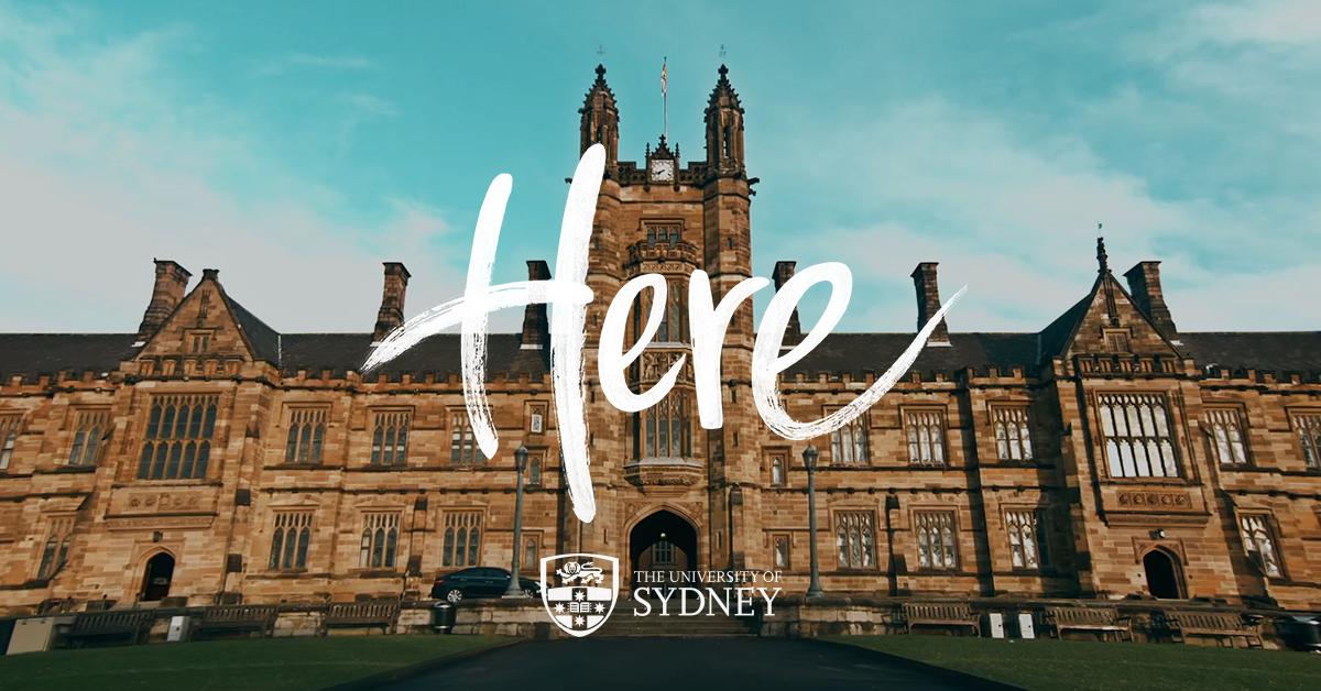 Chương trình dự bị đại học liên thông vào đại học Sydney