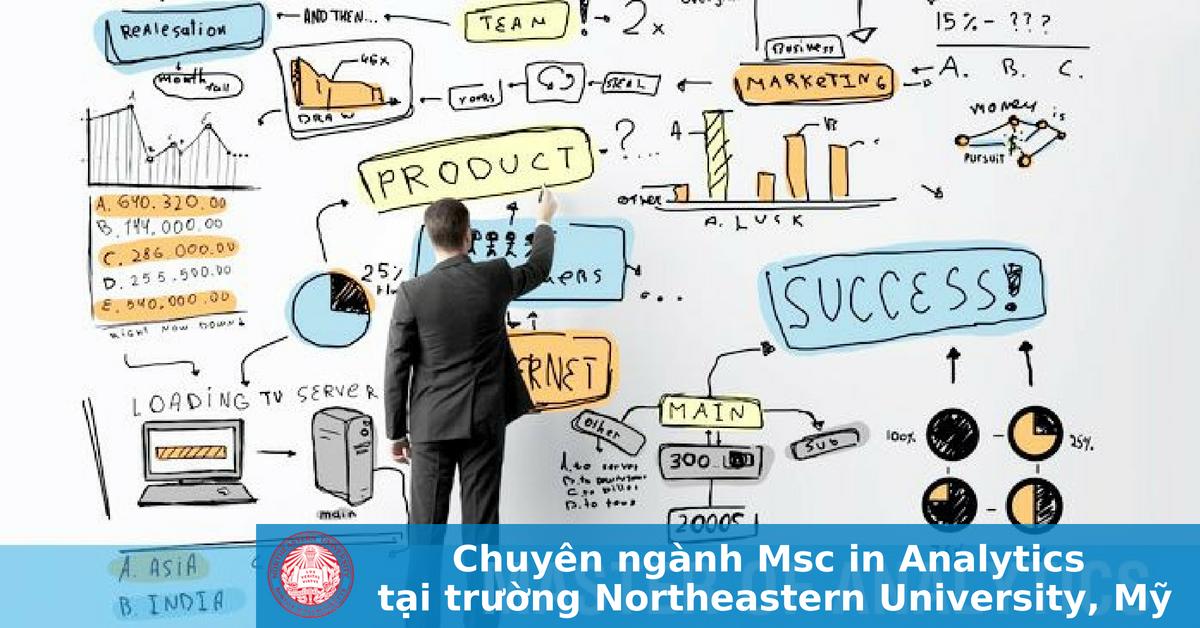 Giới thiệu chương trình Msc in Analytics tại Northeastern University