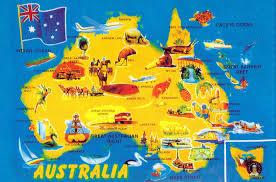 Giới thiệu về đất nước Úc xinh đẹp