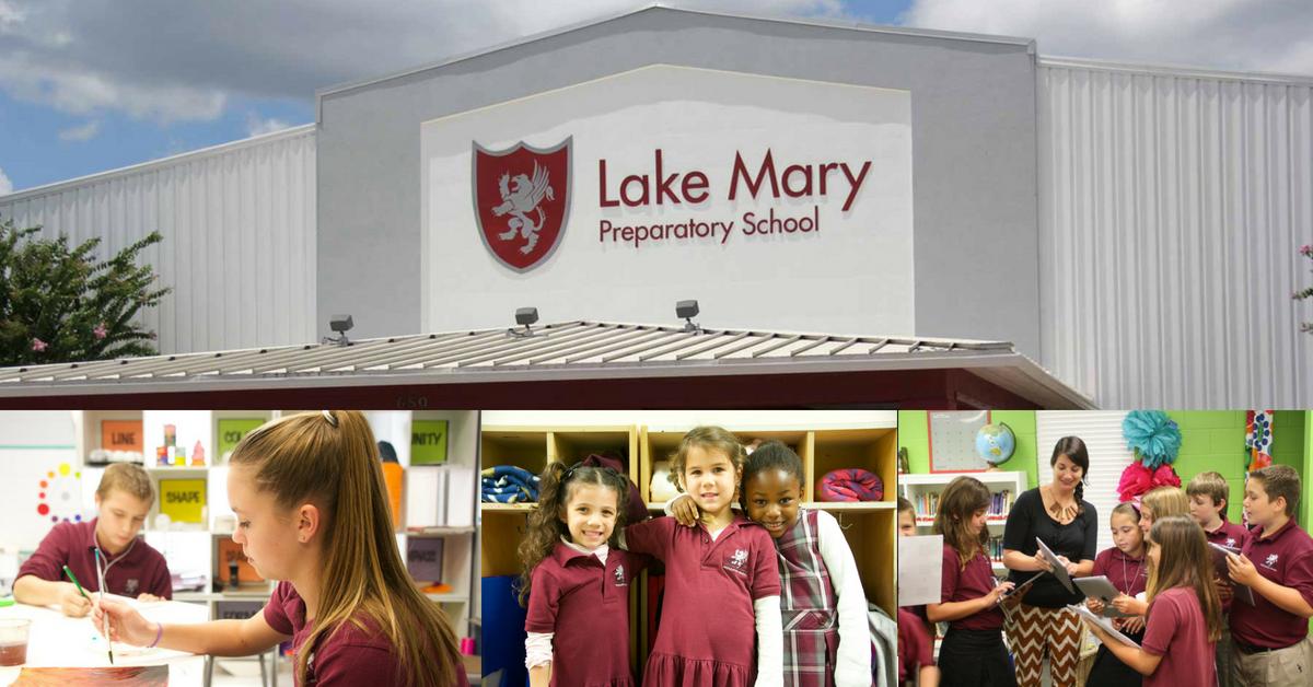 Giới thiệu trường tư thục Lake Mary Peparatory School, Mỹ