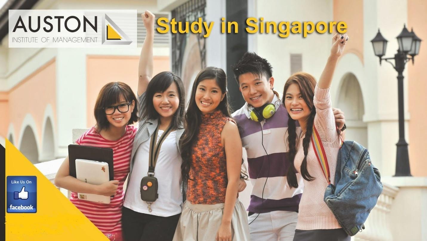 Du học Singapore cùng Học Viện Quản Lý Auston