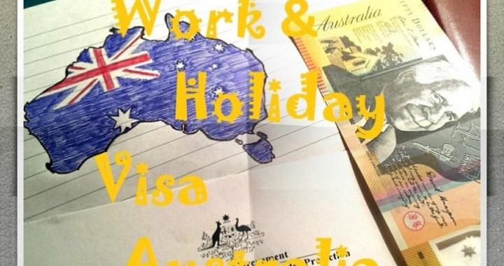Cơ hội làm việc tại Úc -Diện visa làm việc kết hợp du lịch