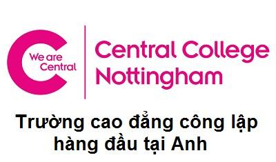 Du học Anh - Trường Cao đẳng công lập Central College Nottingham