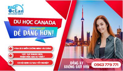 Visa CES - Tấm vé du học Canada cho mọi du học sinh