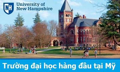 [Du học Mỹ]  Đại học University of  New Hampshire
